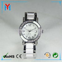 Wholesale vogue wrist watch ladies stylish alloy quartz watch