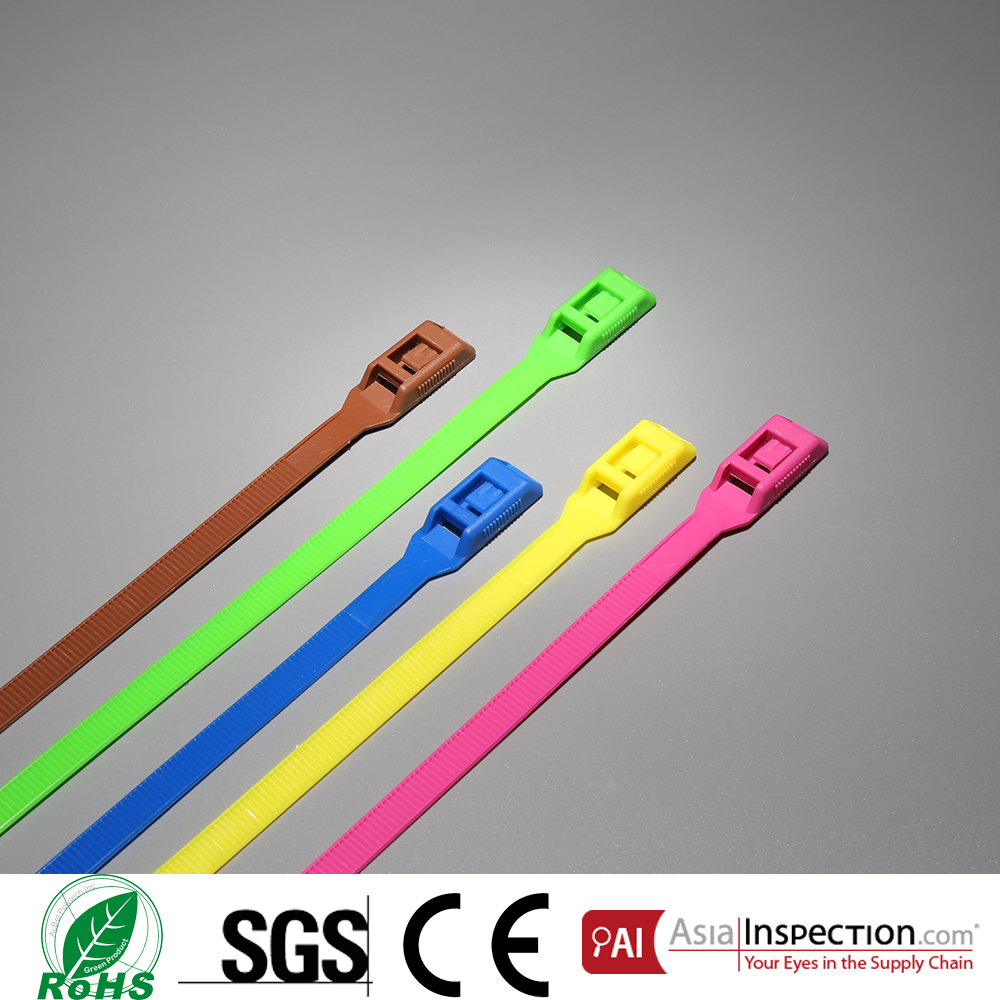 Homer 2017 New nylon material pull <strong>ties</strong>,inline cable <strong>ties</strong> for indoor playground and kids amusement castles