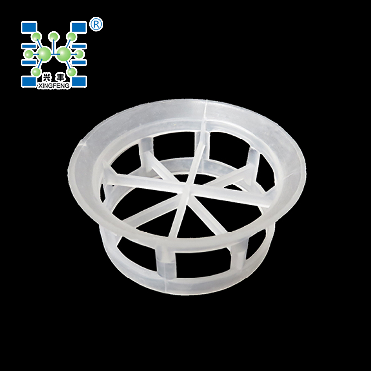 absorption and desorption tower packing plastic cascade mini ring