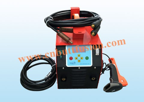 Factory hot sell EF315 Electro welding fusion machine automatic cutting machine