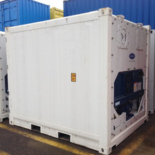 Carrier Transicold Mitsubishi 10ft new reefer container