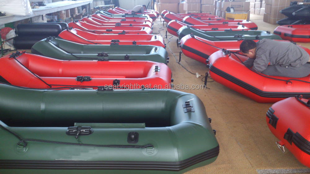 235cm to 280cm cheap small inflatable fishing boat out for Small boat motors cheap