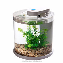 Hot sale round fish tank, aquarium fish tank imported, plexiglass aquarium
