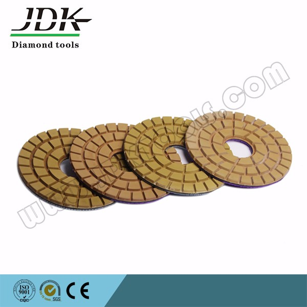 Good quality diamond wet floor polishing pads
