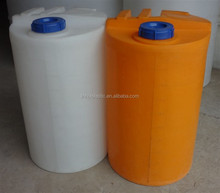 200 litres plastic water oil storage drums for sale and transport
