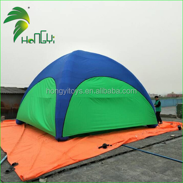Guangzhou Hongyi Manufacture Camping Air Conditioned Inflatable Tent