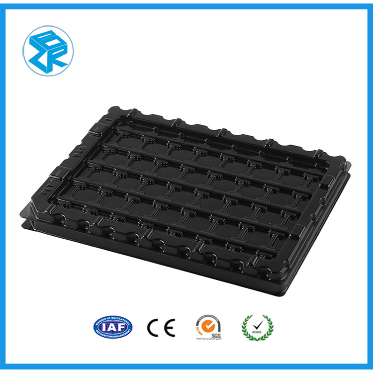 new china product for sale plastic packaging box blister tray for mobile camera