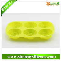 New hot products colorful cake decorations letter and numbers silicone mold