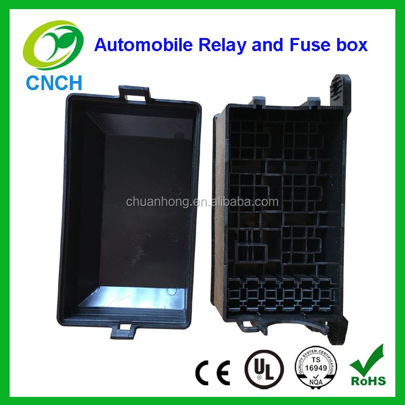 High quality Automotive Relay and Fuse box with Terminals