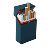 High quality PU leather cigarette case wallet cigarette phone case