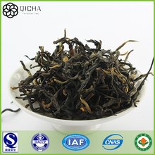 Puerh tea detox slim tea with golden needly dianhong black tea