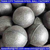 Selling Well High Chrome Cast Grinding Steel Balls For Mining and Mine Mill