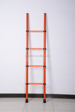 Fiberglass Single step Ladder with 4 meter