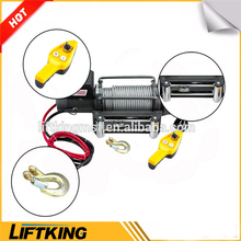 LIFTKING Hot Sale 9000lbs 12V Electric Winch For Atv Utv Car