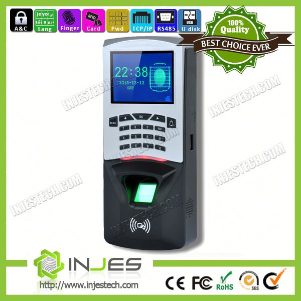 Electronics And Electrical Fingerprint Control Door Entry Machine