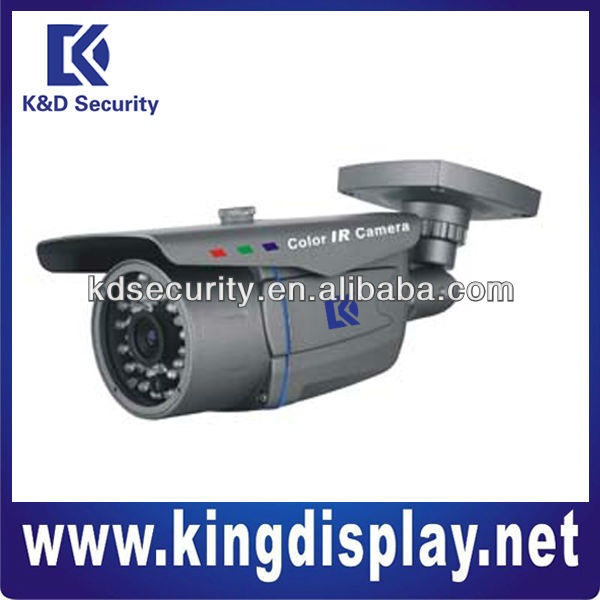 "1/3"" Max 30m IR Color CMOS PC1089 Waterproof Bullet Camera"