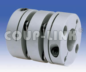 LK5 clamp type plate elastic coupling