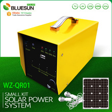 15w mini system portable solar panels for home