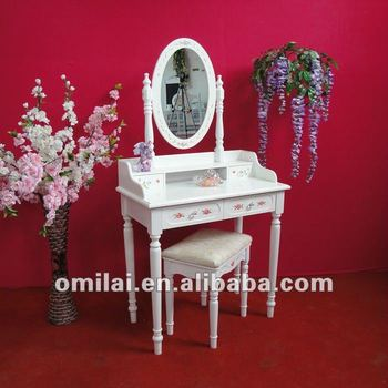 Christmas present hot sale big in stock dressing table