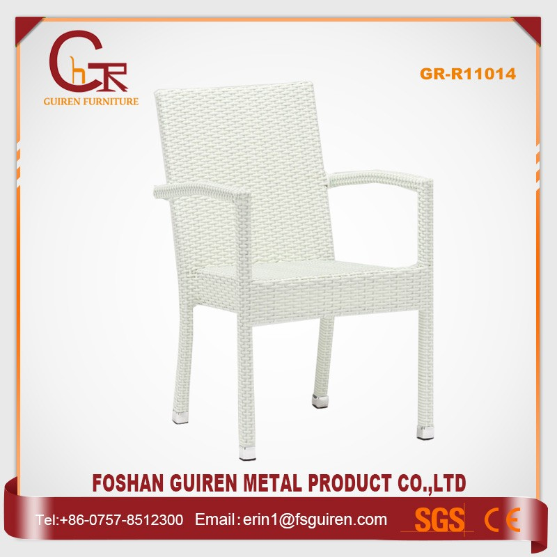China supplier cosy artificial rattan bar chair