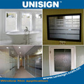 Unisign Sell To Different Countries Decorative Window Film Printable Adhesive Vinyl Roll