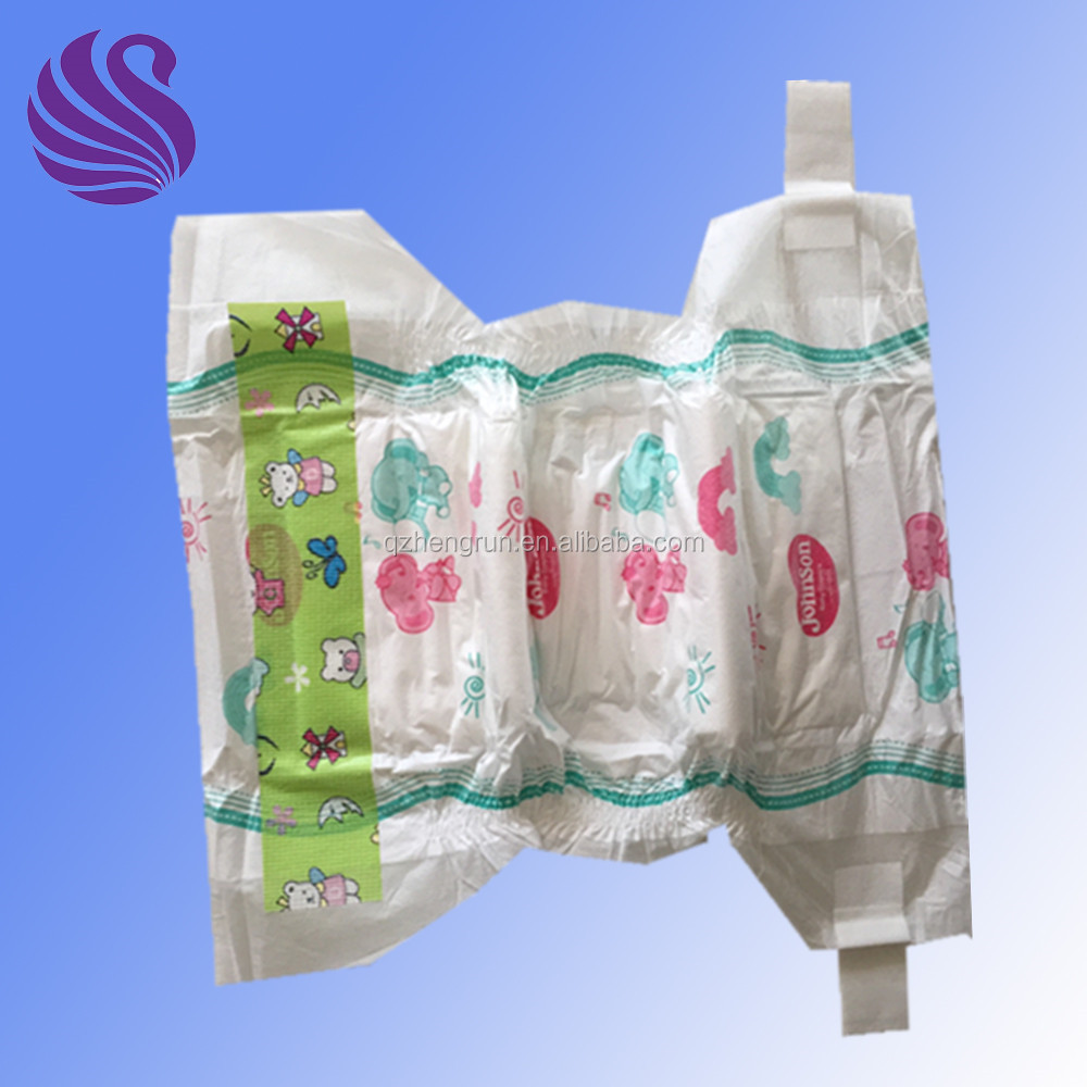 Easyup disposable cute baby diapers manufacturer in China with attractive pricing