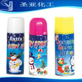snow spray for celebrate made by factory