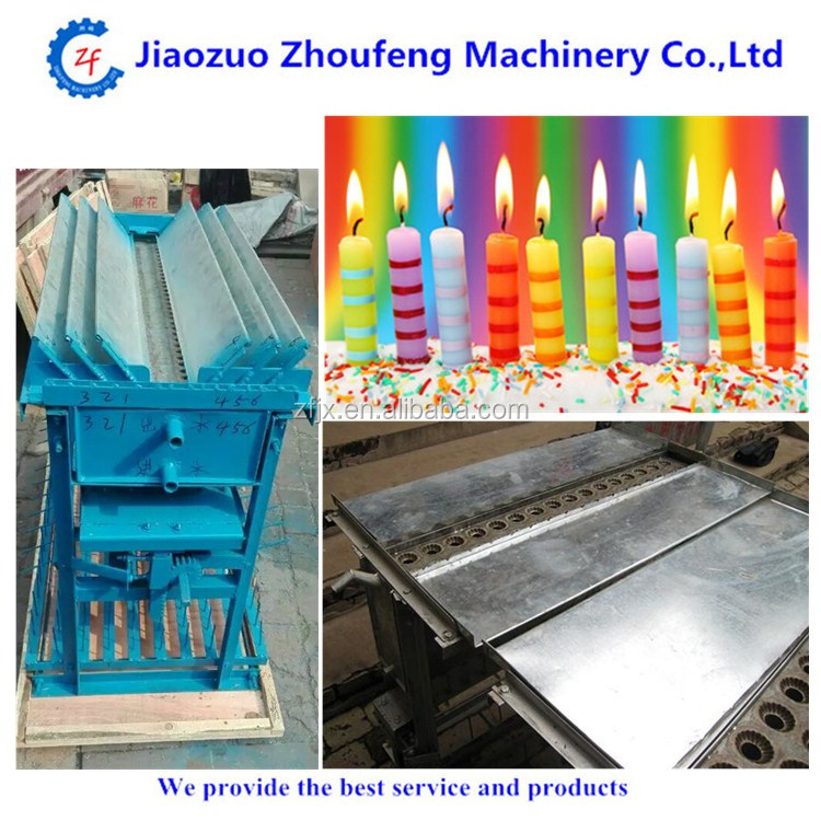 Automatic small candle making machine factory in india (Whatsapp:13782789572)