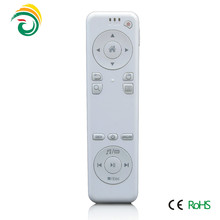 Portable 2.4G Wireless Remote Control Air Fly Mouse Keyboard Android TV Box PC
