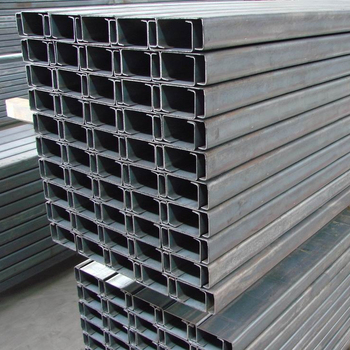 H galvanized steel