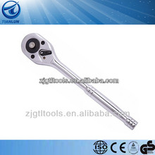 1/4 inch quick release telescopic ratchet wrench