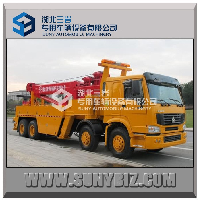 China road wrecker/wrecker/tow truck/emergence vehicles