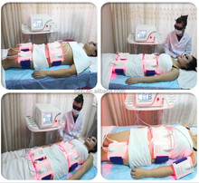 Salon use , fast effective portable ilipo laser machine 6/8/10/12/14/16/18 pads for weight loss