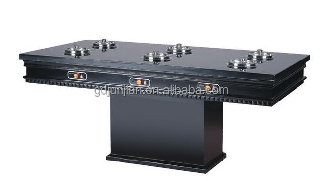 Wholesale shabu shabu hot pot shop induction cooker built for Table induction