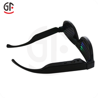 Halloween Decorations Perfect Promotional Gifts Flashing Custom Lighted Sunglasses Party Sound Activated