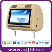 Wholesale 10.1 inch touch screen android bus headrest monitor with 3g/gps/BT/WIFI