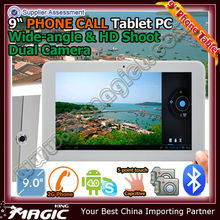 Cheap dual sim android 4.0 mtk6515 tablet pc android driver