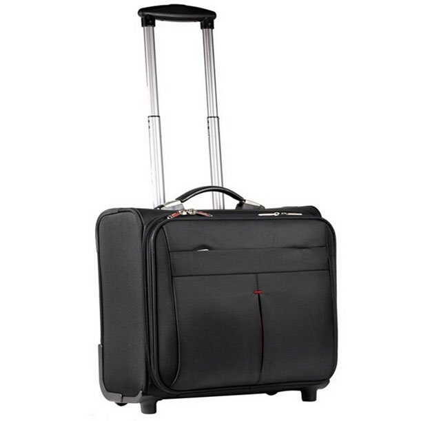 Alibaba china supplier waterproof business trolley bag travel bag luggage trolley bag with wheels