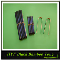 China Top Selling Heat Resist Black Bamboo Clamp For Sale