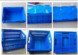 perferated plastic pet crate /plastic dog crate low price