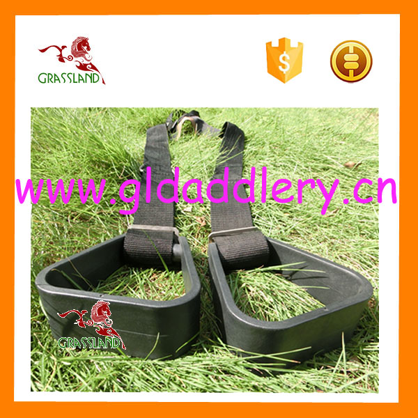 Personalized Durable Plastic stirrups for horse