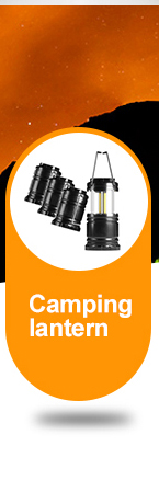 On-time delivery 3*AA collapsible switch outdoor 235g easy to carry led camping light