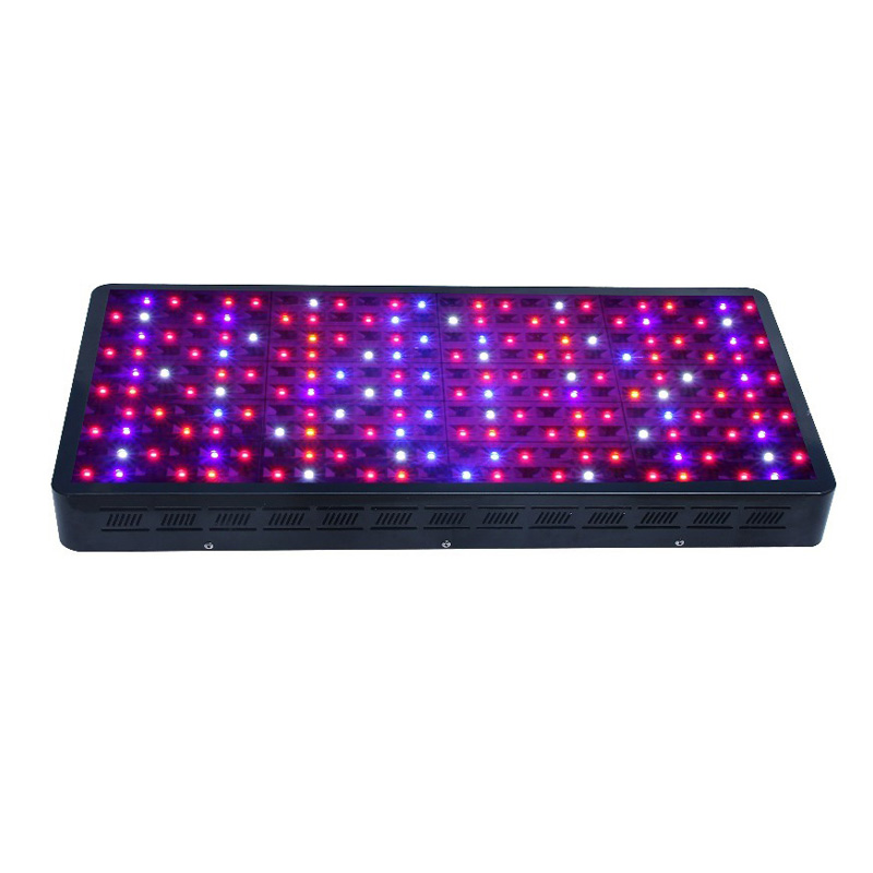 Brand new 660nm 460nm 612nm led grow light with CE certificate