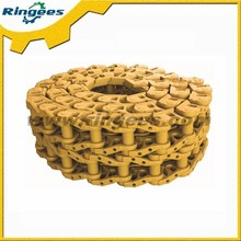 alibaba china factory track link applicable to Komatsu PC40-8 PC60-2 PC60-5 excavator, track chain for Komatsu