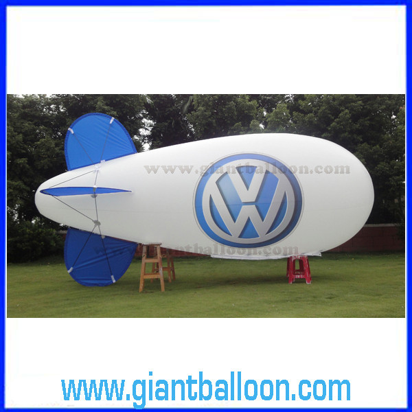 20ft Helium Nylon Advertising Blimps for sale