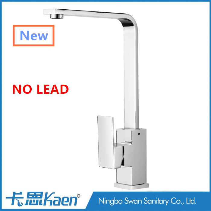 Professional Tap Manufacturer NO LEAD Healthy Kitchen Mixer Chrome Kitchen Tap