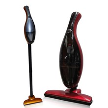 Cyclonic Bagless Stick Vacuum with Powerful 500WATT Motor: Cleans bare floors,carpet, upholstery & draps - Stick Vacuum