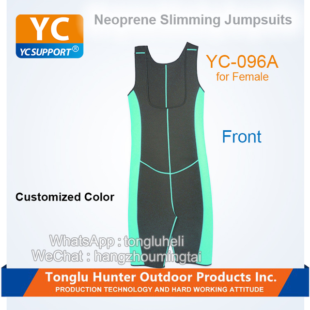 New Custom slimming Neoprene Women body shaper women running