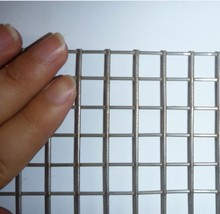 Stainless Steel 304 / 316/ 316L Welded Wire Mesh 3mm wire diameter ,<strong>hole</strong> size 50x50mm
