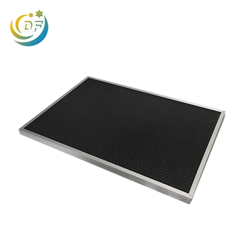 Reliable factory supply durable activated charcoal carbon smelly clean air filter